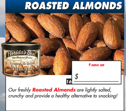 Toasted & Salted and Honey Roasted Pecans